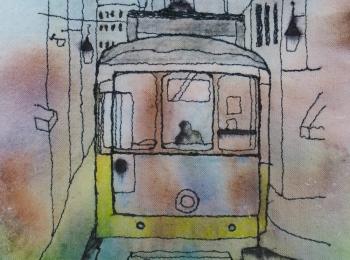 Bahn Bild